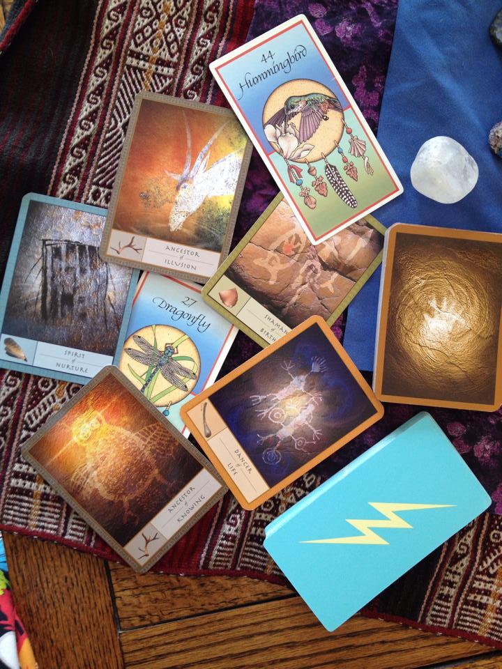 shamanic reiki oracle