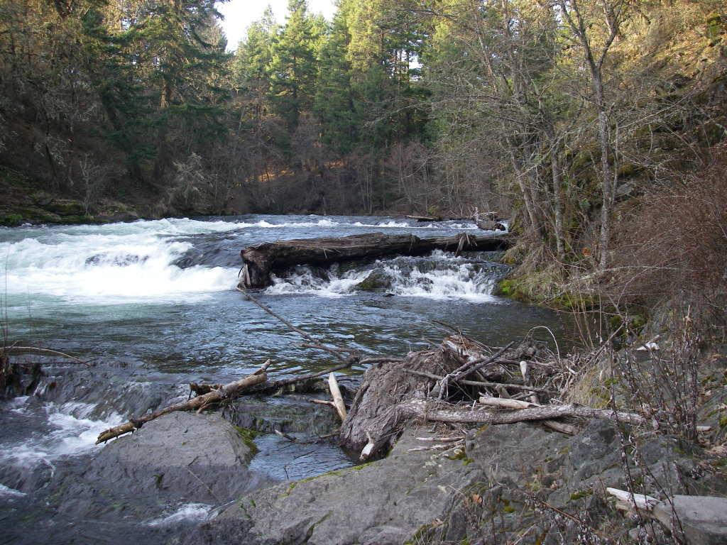 White Salmon River, Washington