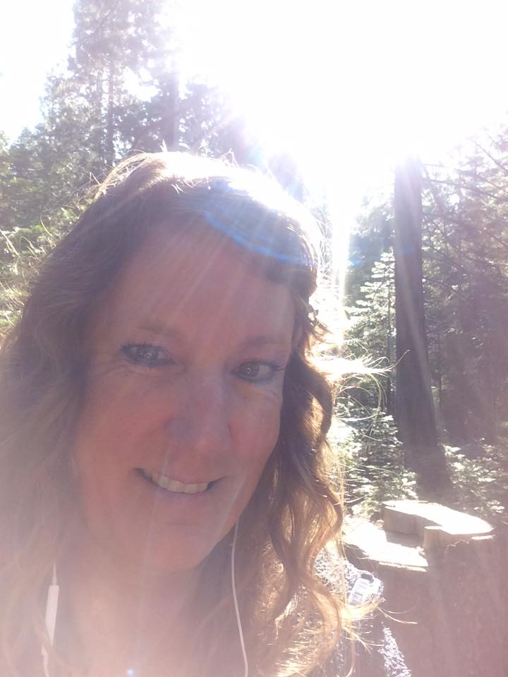 A forest-walk morning in Mt. Shasta with so much fun faery energy