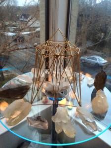 Stargate & Lemurian Crystals